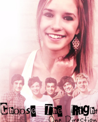 Choose The Right  - 1D  (STOPPET)