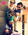 One Direction Imagines! \(-)/