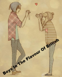 Boys In The Flavor Of British
