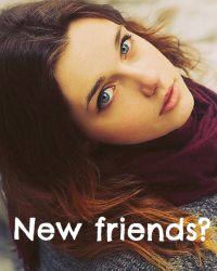 New friends? -One direction