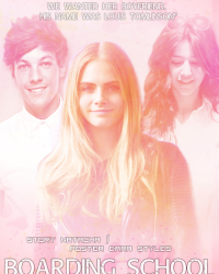 Boarding School {A One Direction Fanfiction}