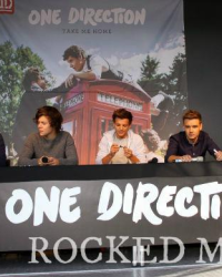 One Direction Rocked Me (Dirty Story)