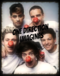 One Direction Imagines {Stoppet for en tid}