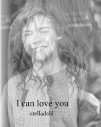 I can love you - One Direction (PAUSE)