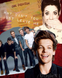 Why can't you just leave me alone! (1D)