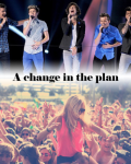 A chance in the plan | One Direction - Oneshot