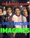 IMAGINES: One Direction, The Hunger Games and Twilight