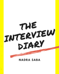 The Movellas Interview Diary (currently doing interviews)