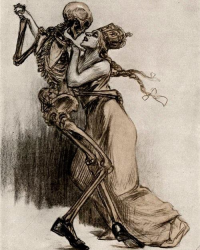 And She Then Danced With Death