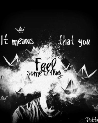 Feel something II The Vampire Diaries II One Shot