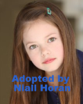 Adopted by Niall Horan