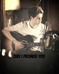 This I promise you -Niall horan love story-