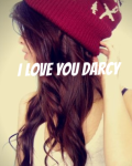 I love you Darcy