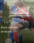 Every rose has its thorn -- 1D