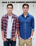 Jack & Finn Harries imagines