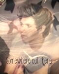 Somewhere out there. [Niall Horan]