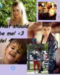 That should be me 4! <3 (14+) Justin Bieber