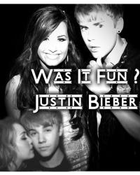 Was It Fun? - Justin Bieber