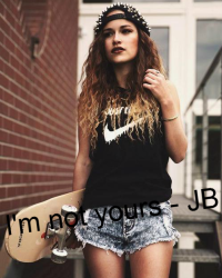 I'm not yours - Justin Bieber