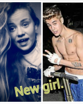 New girl. - A Justin Bieber fanfic.