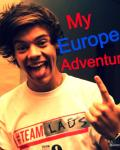 My Crazy Europe Adventure( with Harry Styles)