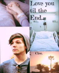 Love You til the End (Louis Tomlinson Fanfic)