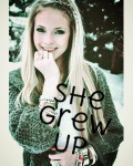 She Grew Up
