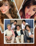 One Direction and The Girls