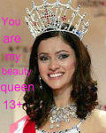 You Are My Beauty Queen (1D 13+)
