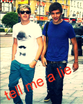 tell me a lie (niam horayne and larry stylinson)