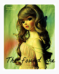 The found one