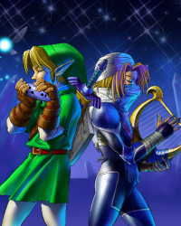 Legend of Zelda fanfiction