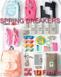 Spring Breakers (One Direction Fan Fiction NOT FAMOUS)