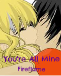 You're All Mine (Percabeth Fan-fic)