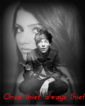 Once thief always thief - One Direction