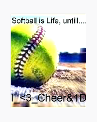Softball  is Life, until....