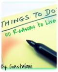 How to save a life - 50 reasons to live.