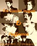 One Direction Imagines and Prefferences