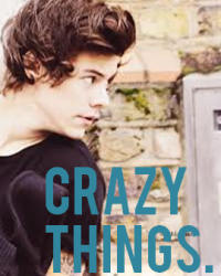Crazy Things (16+)