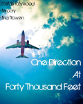 One Direction at Forty Thousand Feet