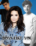 One Direction ✳ Boys like you