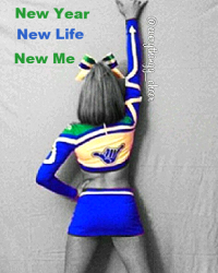 New Year, New Life, New Me