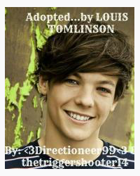 Adopted...by LOUIS TOMLINSON??!!