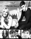 Angel, please don't leave me ~ One Direction