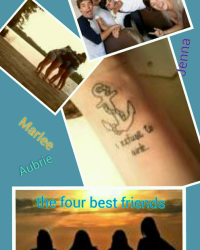 the four best friends