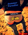 Fuck you, I'm Batman : Summer Paradise