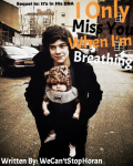 I Only Miss You When I'm Breathing