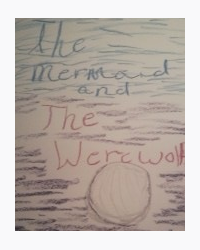 Werewolf and Mermaid at Hogwarts