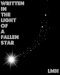 Written In The Light Of A Fallen Star