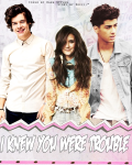 I Knew You Were Trouble - 1D